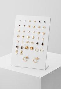 Monki - ROSALIE EARRINGS 20 PACK - Náušnice - gold-coloured - 0