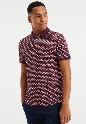 Poloshirt - dark purple