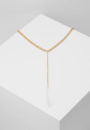 REQUIEM IN MINOR NECKLACE - Kaulakoru - gold-coloured