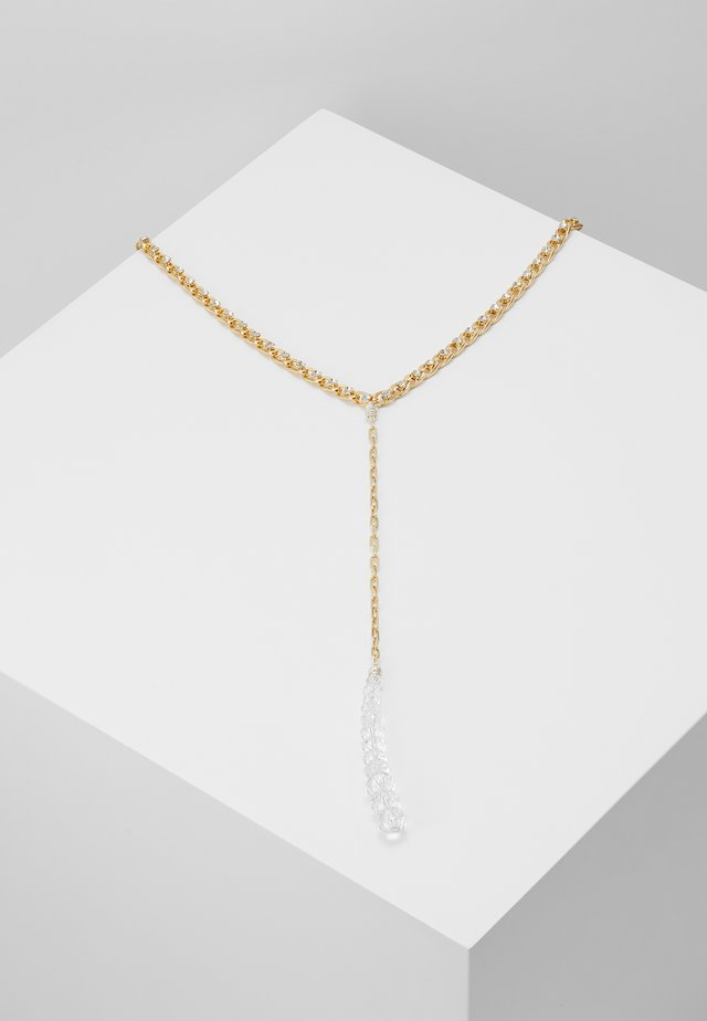 REQUIEM IN MINOR NECKLACE - Collier - gold-coloured