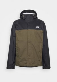 The North Face - VENTURE 2 JACKET  - Hardshell jacket - black/taupe - 4