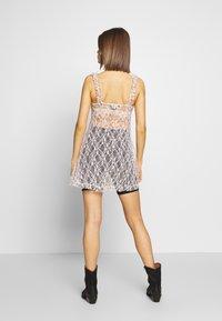 NEW girl ORDER - DITSY DRESS - Kjole - beige - 2