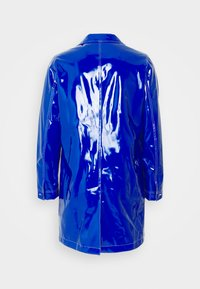GCDS - STITCHED COAT - Classic coat - diva blue - 1