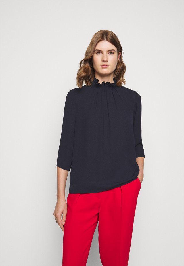 BLANCHE - Blouse - marine