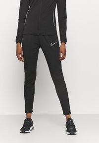 Nike Performance - ACADEMY 21 TRACKSUIT - Tuta - black/white - 3