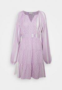 CECILIE copenhagen - MONICA - Day dress - sheer lilac - 0