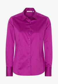 Eterna - MODERN CLASSIC - Button-down blouse - fuchsia - 4