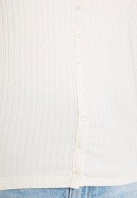 GAP - CARDI - Cardigan - antique white - 5