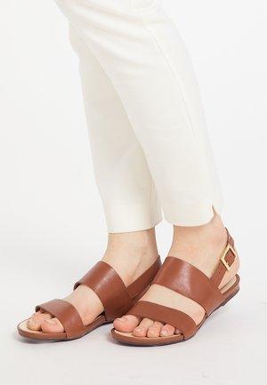 Sandali - braun