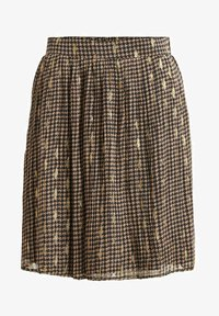 Vila - A-line skirt - black - 4