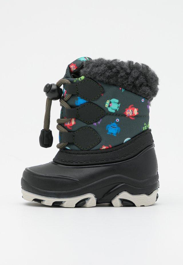 Zimní obuv - khaki
