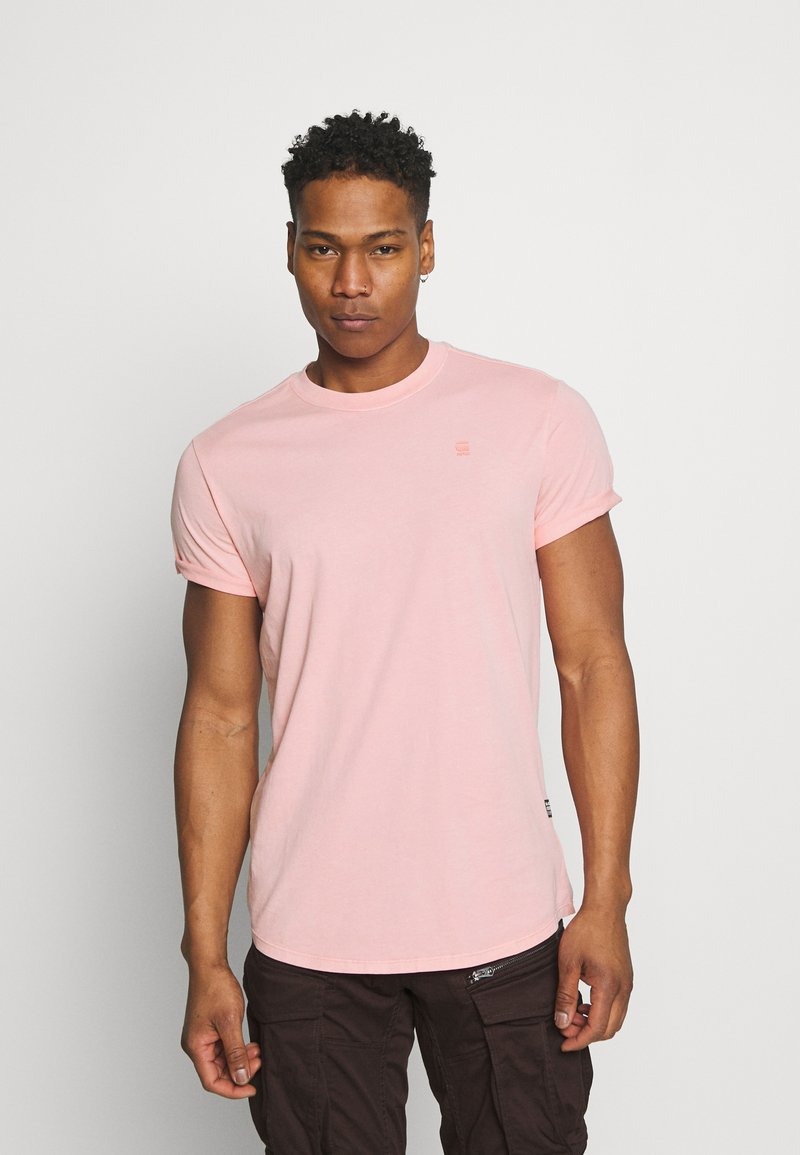 G-Star - LASH  - Basic T-shirt - light dusty rose