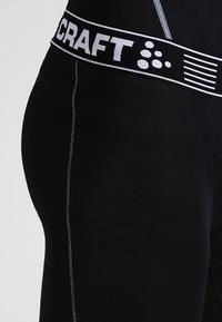 Craft - GREATNESS  - Leggings - black/white - 3