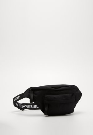 Unisex Belt - Bum bag - black