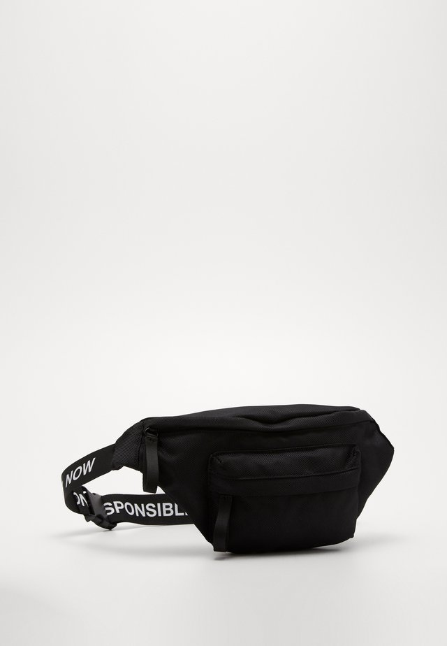 Unisex Belt - Bum bag - black