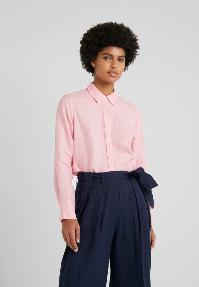 Blouse - dover pink