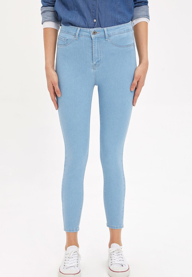 DeFacto - Jeans Skinny Fit - blue