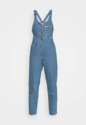 MOM - Dungarees - blue denim
