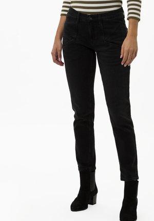 STYLE MERRIT - Slim fit jeans - used dark grey