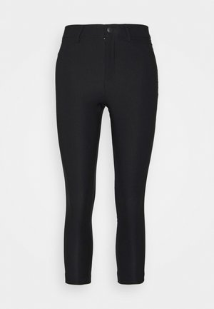 VMAUGUSTA SKINNY SOLID PANT - Trousers - black