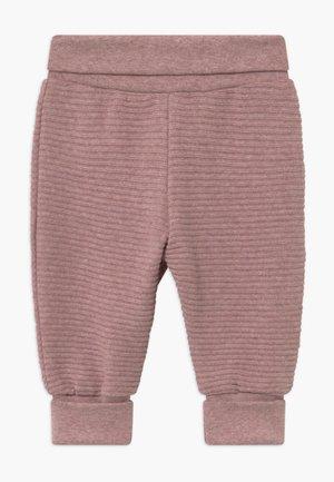 Kalhoty - rosa