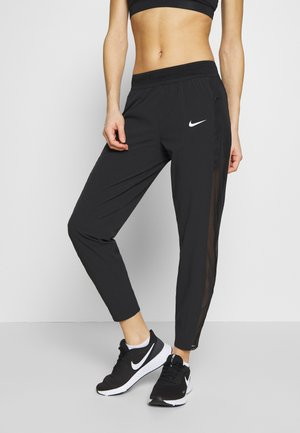 PANT RUNWAY - Tracksuit bottoms - black