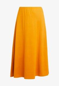 Anna Field - A-line skirt - inca gold - 3