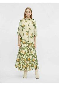 Object - Maxi dress - sandshell - 1