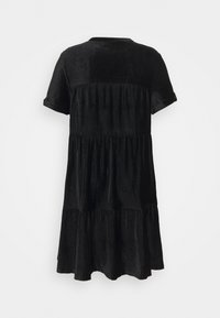 Simply Be - BABY SMOCK DRESS - Day dress - black - 1
