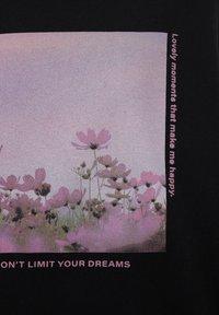 PULL&BEAR - Mikina skapucí - mottled dark grey - 5