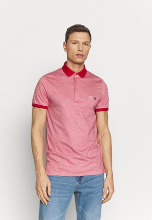 TOMMY X MERCEDES-BENZ - Polo shirt - red