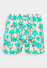 Lousy Livin Underwear - PALMS - Boxer shorts - macademia - 0