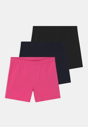 GIRL 3 PACK - Shorts - multi-coloured