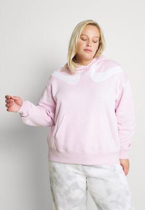 HOODIE - Sudadera - pink foam
