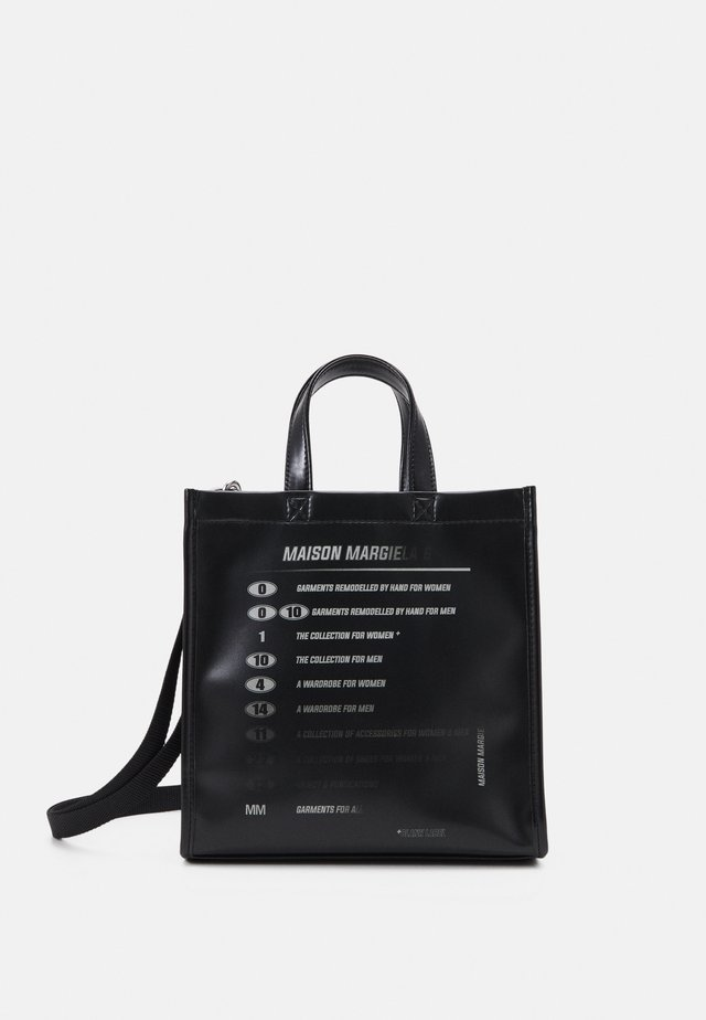 BORSA MANO - Handbag - black