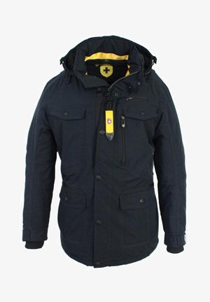 CHESTER - Winter jacket - darknavy