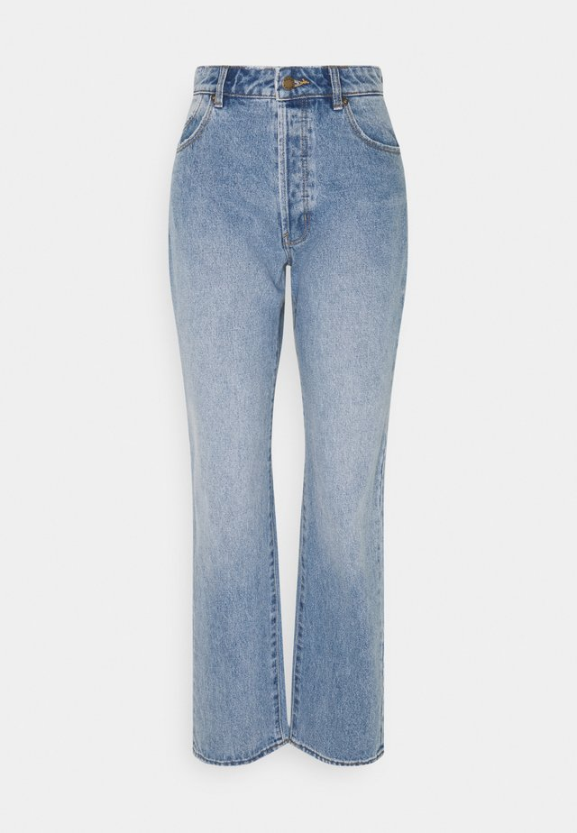 CLASSIC STRAIGHT - Straight leg jeans - blue