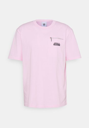 TEE UNISEX - T-shirt con stampa - clear pink
