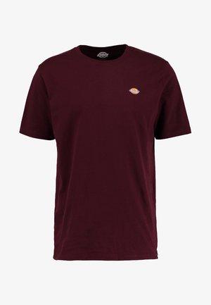 STOCKDALE - T-shirt basique - maroon
