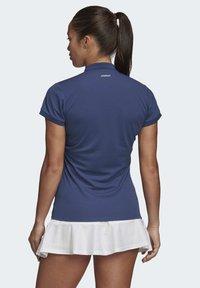 adidas Performance - CLUB POLO SHIRT - Polo shirt - blue - 1