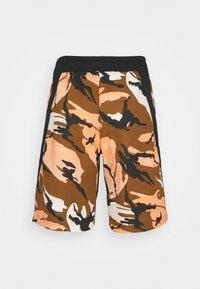 adidas Performance - STREET - Pantalón corto de deporte - multicolor/wild brown - 1