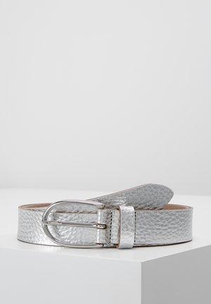 Belte - silber