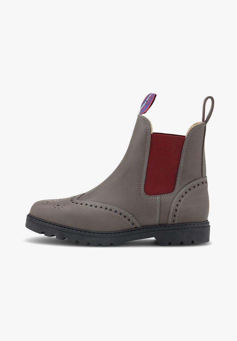 Blue Heeler - CONNER - Ankle boots - mittelgrau
