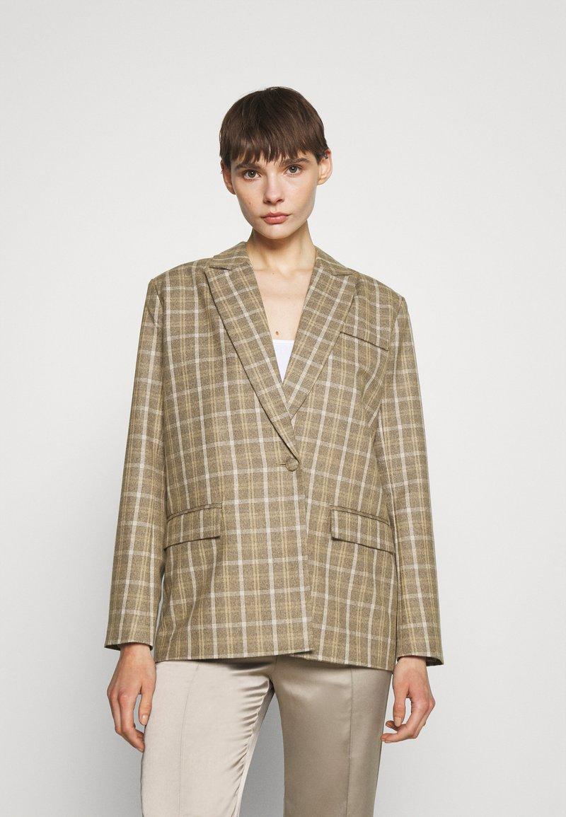 4th & Reckless - CHANCE  - Krátký kabát - beige
