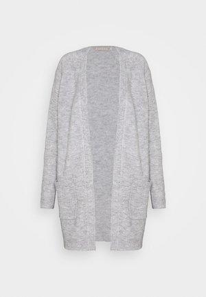 PCPERLA  - Cardigan - light grey melange