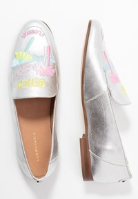 Cosmoparis - VIAMI - Loafers - argent - 3