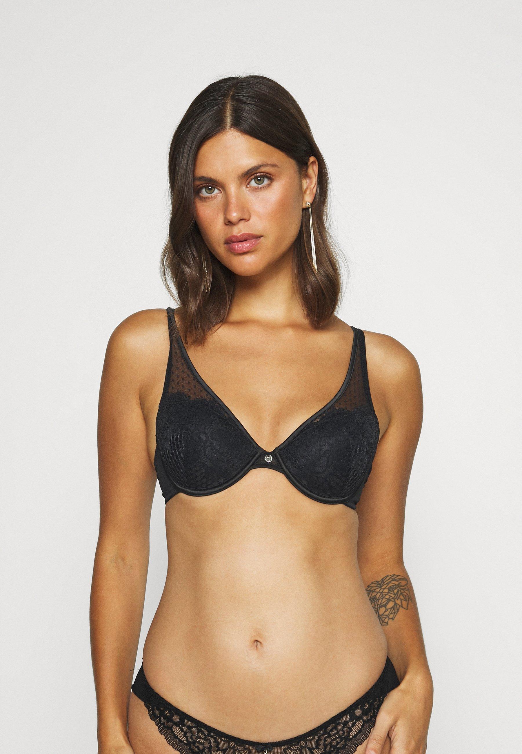 Women JESSIE HIGH APEX PLUNGE BRA - Triangle bra