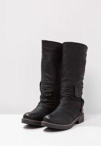 Coolway - DAVISON - Cowboy/Biker boots - black - 2