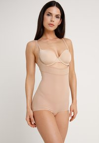 Maidenform - FIRM FOUNDATIONS STAY BODY SHAPER - Body - nude/beige - 0