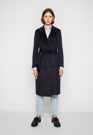 RUNAWAY - Classic coat - midnight blue